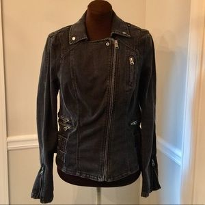 (1328). Free People jacket.  Size 8